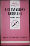 Les invasions barbares, Pierre Riché