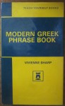 Modern Greek Phrase Book, Vivienne Sharp