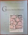 Greece Before History, Curtis Runnels and Priscilla M. Murray