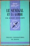Le Sénégal et la Gambie, Hubert Deschamps