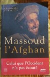 Massoud l'Afghan, Christophe de Ponfilly