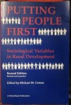 Putting people first, Michael M. Cernea (ed.)