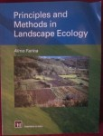 Principles and methods in landscape ecology, Almo Farina