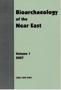 Bioarchaeology of the Near East 1/2007
