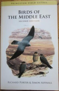 Birds of the Middle East, Richard Porter - Simon Aspinall