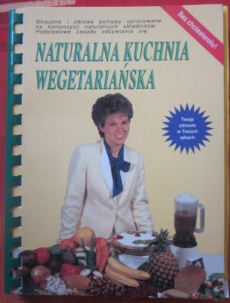 Naturalna Kuchnia Wegetarianska Ksiegarnia Orientalna